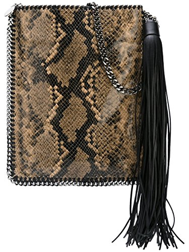 Stella-McCartney-Snake-Print-Flat-Crossbody-Bag