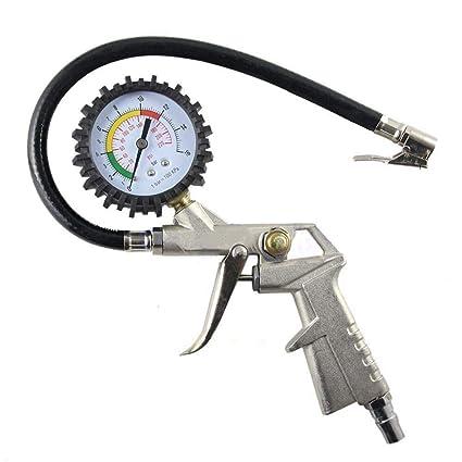 BAAQII Indicadores de Aire para Ruedas Manómetro de Presión para Neumáticos Indicador de Presión de Neumáticos