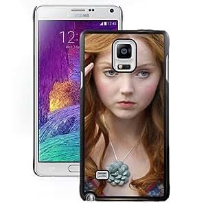 New Custom Designed Cover Case For Samsung Galaxy Note 4 N910A N910T N910P N910V N910R4 With Lily Cole Girl Mobile Wallpaper(1).jpg
