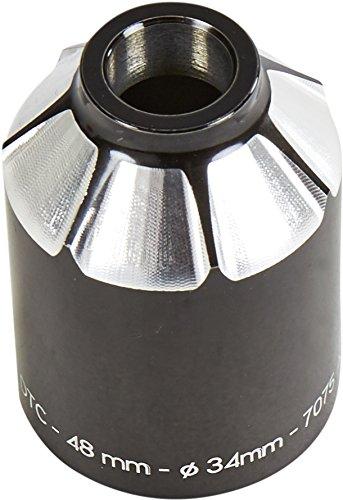 Ethic DTC ALU Peg de 48mm para Patinete Scooter (Clear Black ...