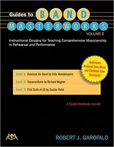 1 guides to band masterworks volume i revised edition robert 1 guides to band masterworks volume i revised edition robert garofalo 9781574631357 amazon books malvernweather Choice Image