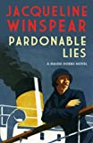 Front cover for the book Pardonable Lies by Jacqueline Winspear