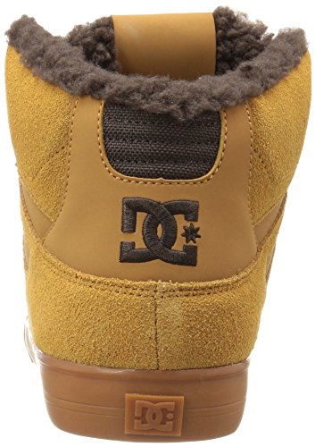 Altas WC DC Hombre para WNT Chocolate Dk Zapatillas High Wheat Shoes Spartan AAtwfYq