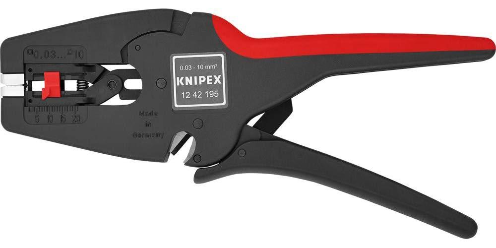 Automatik-Abisolierzange 195mm 195mm 195mm Knipex B07CPRJ5CF | Ästhetisches Aussehen  c96384