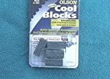 BS100 GENUINE OLSON COOL BLOCKS REPLACES DELTA BS100 BAND SAW BLADE GUIDE BLOCKS -  BSAWWS