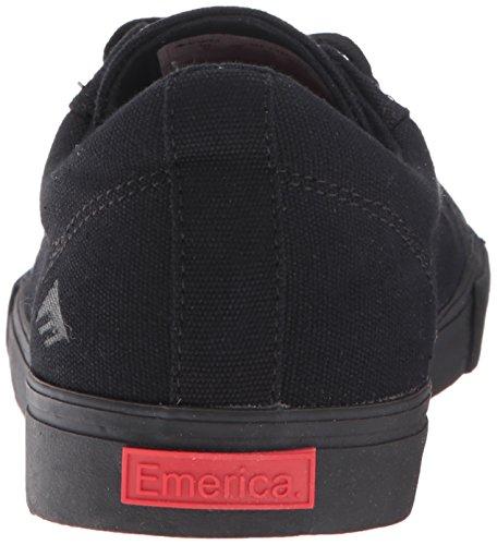Emerica Indicator Lage Skate Schoen Zwart / Zwart