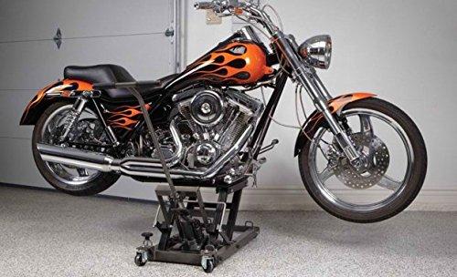 1500 Lb. Capacity Motorcycle-atv-quad Lift Jack Stand Lift Range 5 1/4
