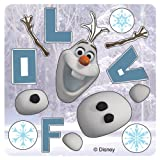MYO Olaf Stickers - 50 Per Pack
