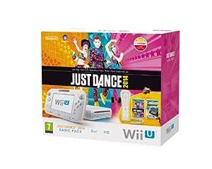 Nintendo Wii U - Consola Básica + Just Dance 2014