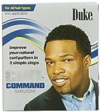 Duke Curl Command Texturizer Kit
