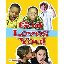 God Loves You Evangelism Booklet - Package of 20: SonSpark Labs