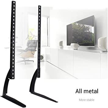 Laduup - Soporte Universal para televisor de 26 a 37 Pulgadas (LED, LCD, Altura Regulable): Amazon.es: Electrónica