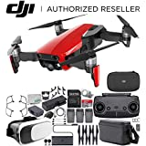 DJI Mavic Air Drone Quadcopter Fly More Combo (Flame Red) Virtual Reality Experience Bundle