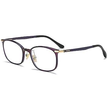 Sonnenbrillen Anti Blaue Helle Gläser Art Und Weise Retro