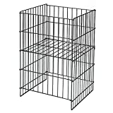 KC Store Fixtures 54107 Wire Dump Basket with