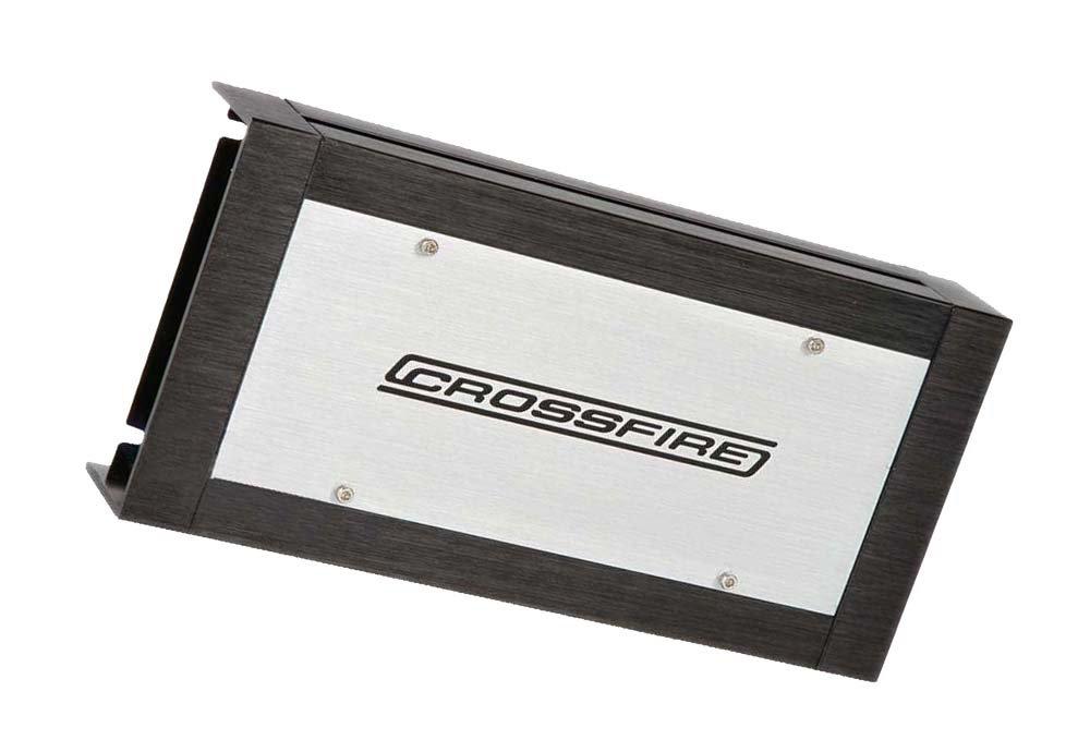 Crossfire C3102 2Channel Class A/B C3 Series Car Amplifier 300W RMS by Crossfire
