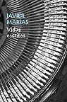 Vidas escritas par Javier Marías