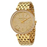 Michael Kors Women's Darci Gold-Tone Watch MK3398