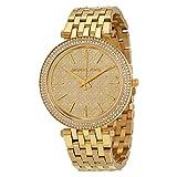 Michael Kors Women's Darci Gold-Tone Watch MK3398