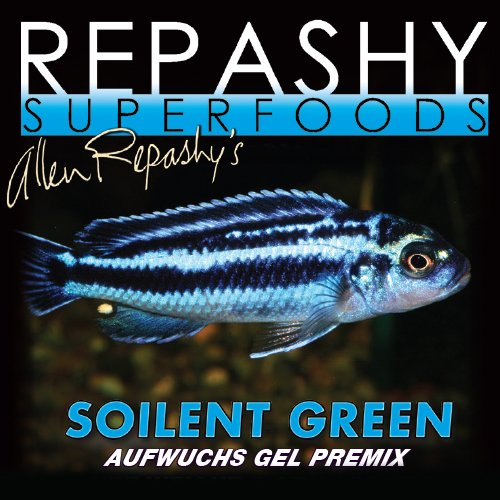 Repashy Soilent Green - All Sizes - 6 Oz JAR by Repashy