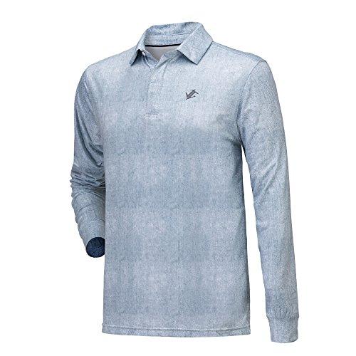 Knit Mens Golf Shirt - 4