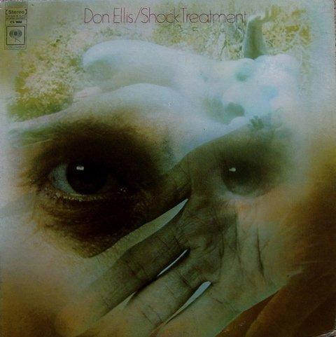 Don Ellis: Shock Treatment (9 Track Version With ''Night City'') [Vinyl LP] [Stereo]