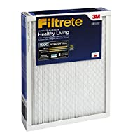 Filtrete Ultimate Healthy Living Air Filter - right side angle