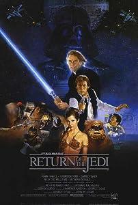 Return of the Jedi Star Wars 24x36 Poster Movie Art Print