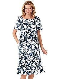 Tropical Monotone Dress