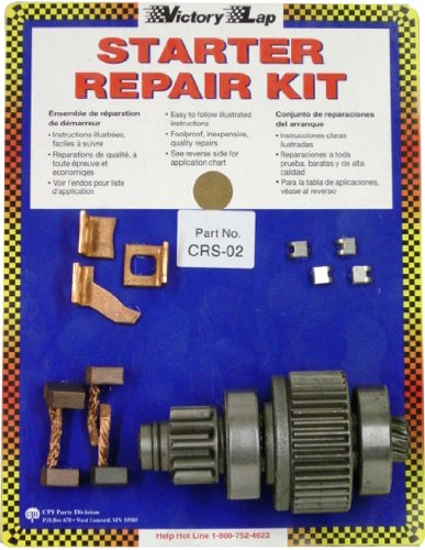 Victory Lap CRS-02 Starter Repair Kit