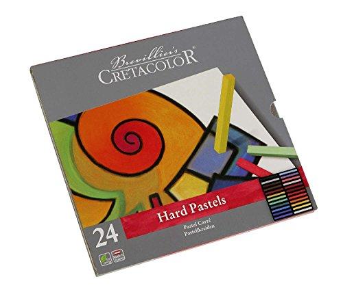 480 Pastel (Cretacolor Hard Pastel Tin Set of 24 - Cretacolor Hard Pastel Tin Set of 24)