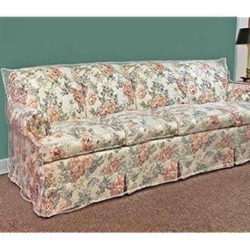 Amazon Com 108 Quot Clear Vinyl Furniture Protector Large