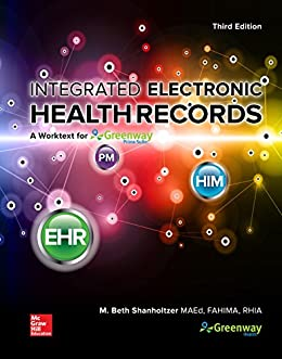 mcgraw hill electronic health records answers