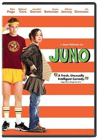 Amazoncom Juno Single Disc Edition Ellen Page Michael Cera