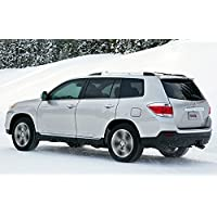 Remote Start for Toyota HIGHLANDER 2008-2013 Push-To-Start Models ONLY. Includes Factory T-Harness for Quick, Clean Installation