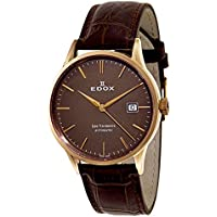 Edox Les Vauberts Automatic Men's Automatic Watch (80081-37R-BRIR)