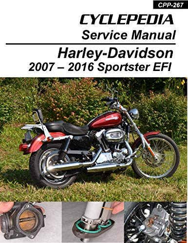 Harley-Davidson Sportster FI Service Manual ()