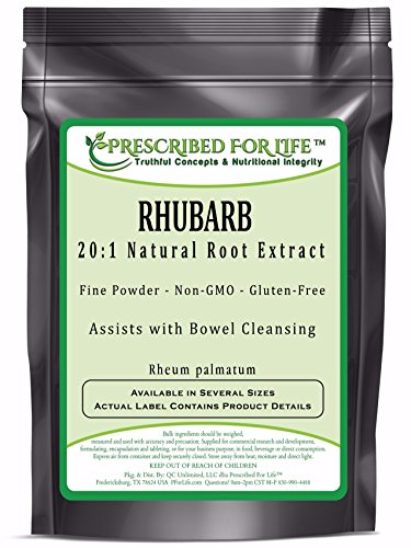 Indian Rhubarb Root - 1