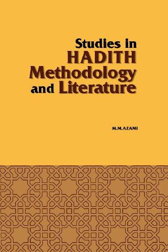FREE Studies in Hadith Methodology and Literature [Z.I.P]