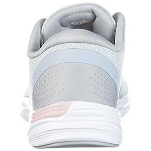 New Balance Women's 711v3 Cush + Training Shoe, White, 12 D US