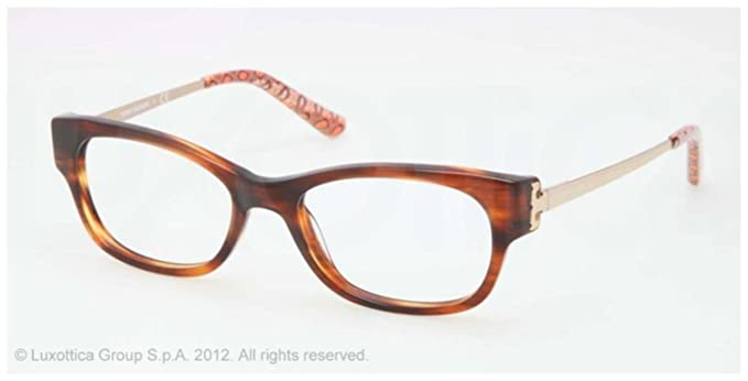 0f2641efc7a Image Unavailable. Image not available for. Color  Tory Burch Eyeglasses ...
