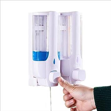 Seifenspender-flüssige Handwäsche-Toiletten-Duschgel-Pumpe an der Wand befesti X