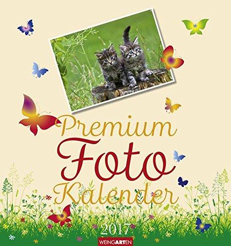 Premium FOTO Kalender 2017 Wiese - Kalender 2017