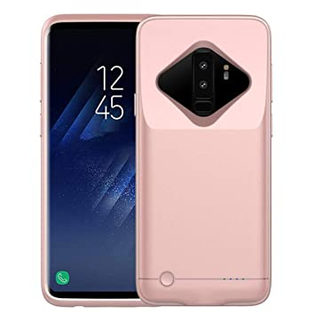samsung s9 plus coque rechargeable