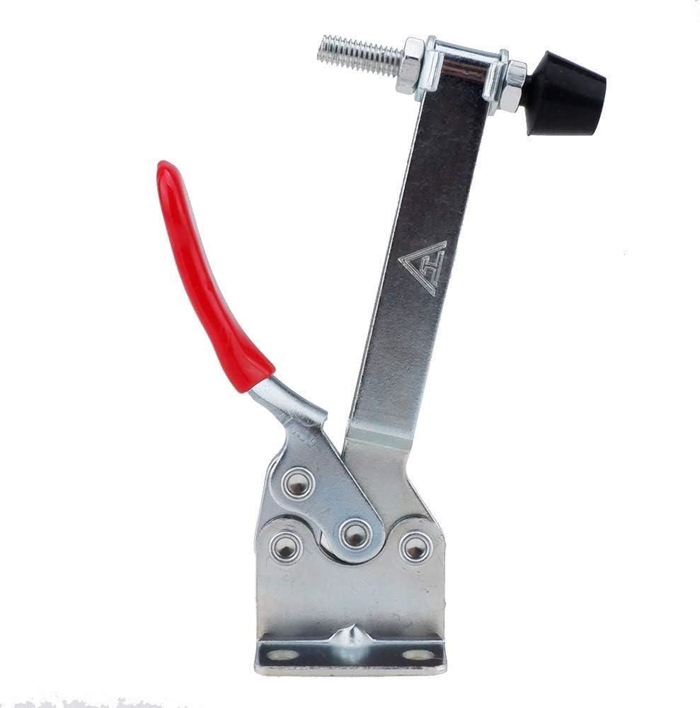 Pince /à bascule plus longue Pour outils /à main 201B Anti-d/érapage IMAGINE Lot de 4 pinces /à bascule Montage horizontal