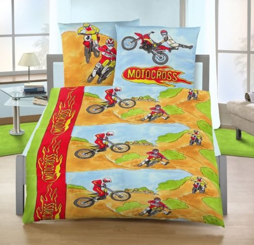 motocross bettw sche my blog. Black Bedroom Furniture Sets. Home Design Ideas