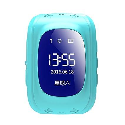 Jóvenes Smart Watch Chicas Jóvenes, 0,96 pantalla LCD, antipérdida ...