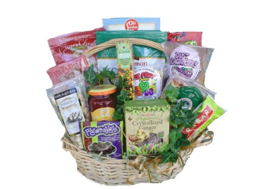 Low-Sodium Snacker Gift Basket