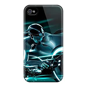 6 Scratch-proof Protection Cases Covers For Iphone/ Hot Tron Phone Cases