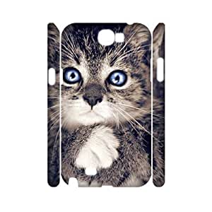 Cats Custom 3D For Case Iphone 5/5S Cover ,diy phone case ygtg-305604